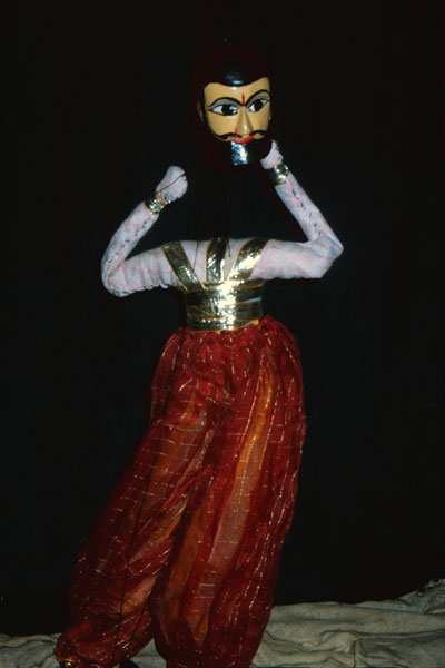 Бенгальский факир