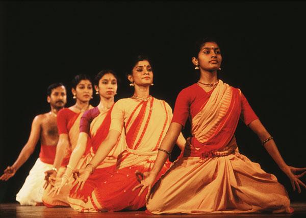 Реконструкция древнего танца от Чандалекха