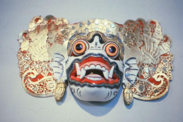 Хануман - белая обезьяна-божество из Рамаяны