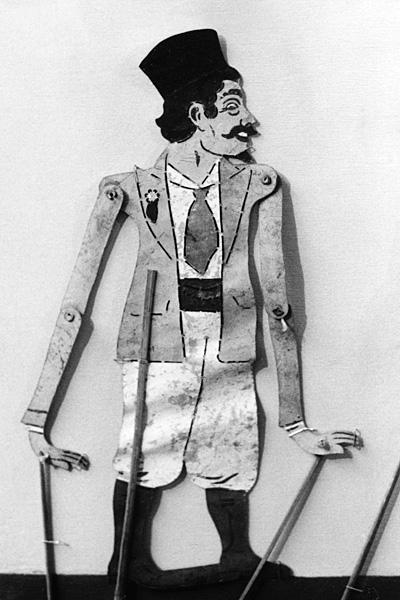 Вайанг панкасила - современные куклы