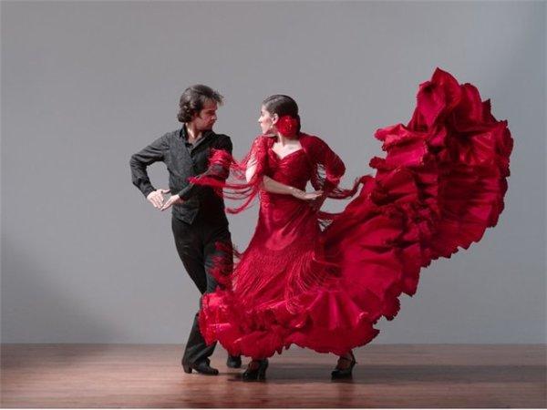 Испанские танцы - классика на века