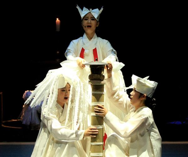 Корейский театр