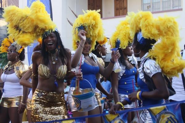 Калипсо - танец Карибского региона