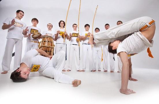 Капоэйра – танец-бой африканских рабов