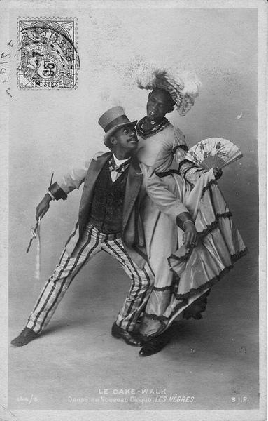 Кейкуок - яркий след в истории афро-американской культуры