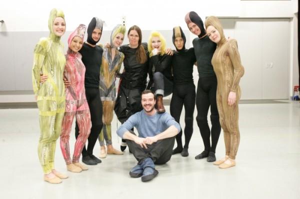 Северный балет и Кеннет Тиндалл