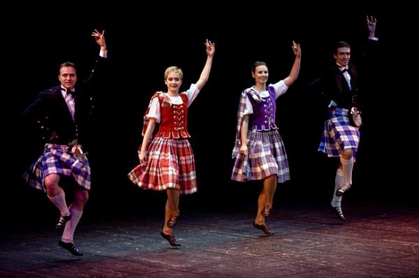 Кейли - традиционные танцы Ирландии