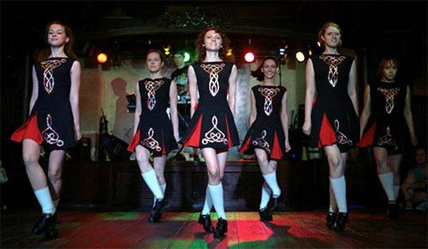 Кейли - танцы-кутежи