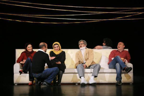 Театр в Иране