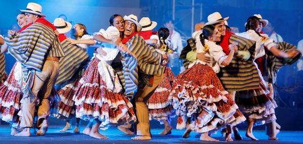 Колумбийские танцы - сплав культуры