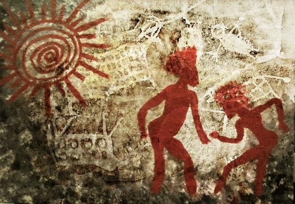 Танцы народа коса