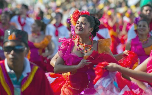 Кумбия: на стыке культур