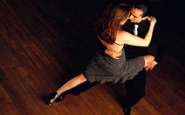 Латина: когда в танце любовь