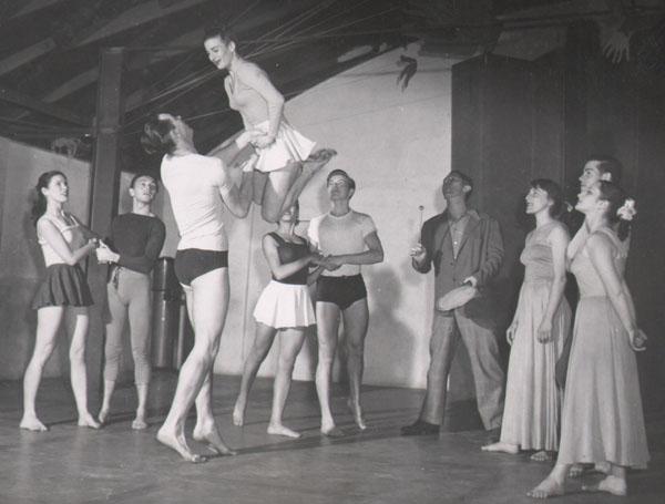 Знаменитые хореографы: Лестер Хортон