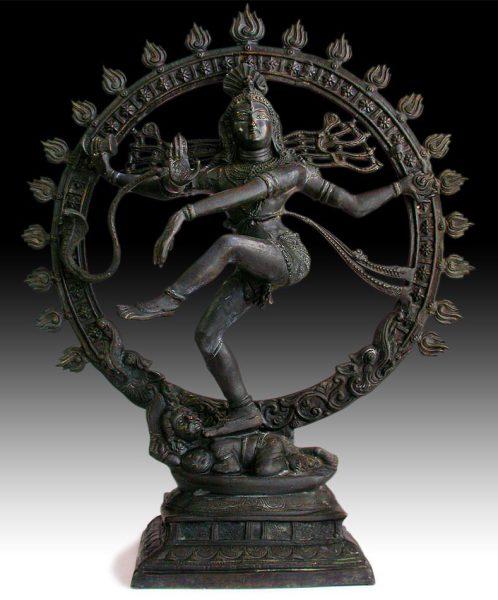 Танцующий Шива Натараджа