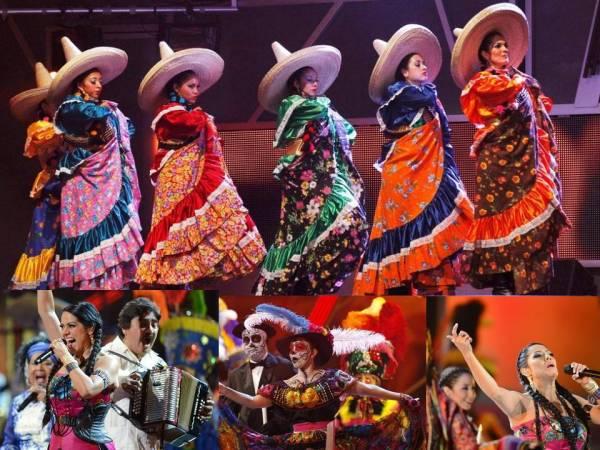 Латиноамериканские традиционные танцы