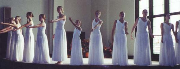 Литургический танец