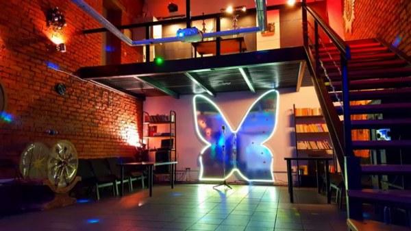 Лофт – бесподобное место для танцевальной вечеринки