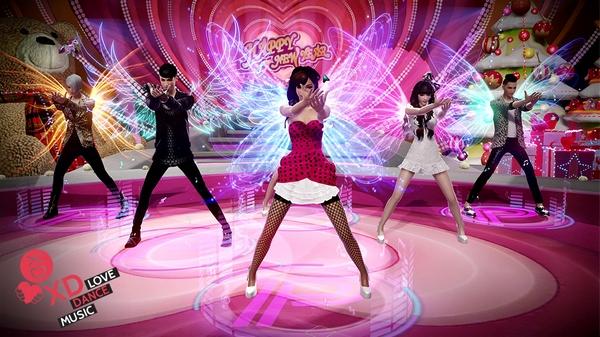 XD: Love Dance Music – новая онлайн игра для любителей танцев