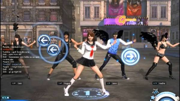 M-Star – один из лучших танцевальный симуляторов
