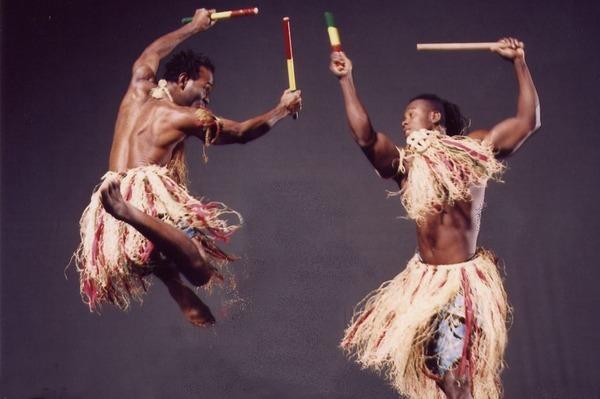 Макулеле - танец гнева