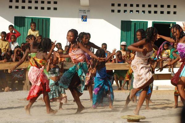 Танцы на Мадагаскаре: церемониалы и праздники