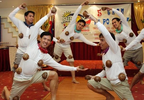 Древний танец и народный обряд