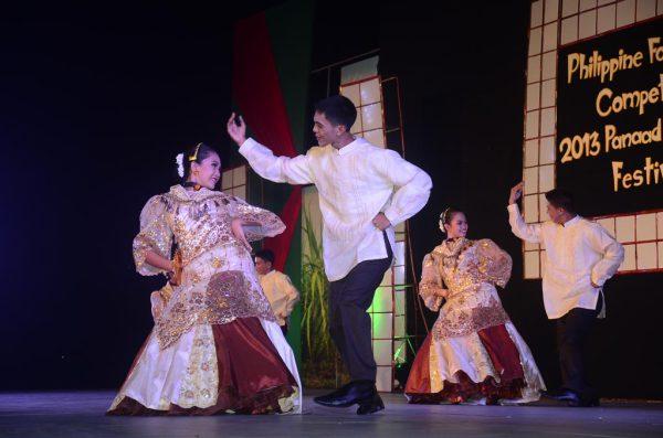 Танцы Филиппин