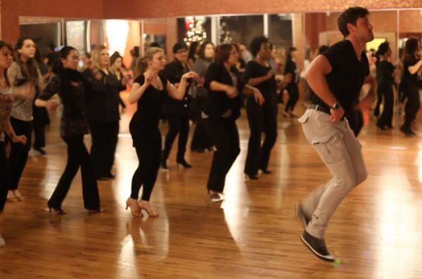 Танцы для начинающих