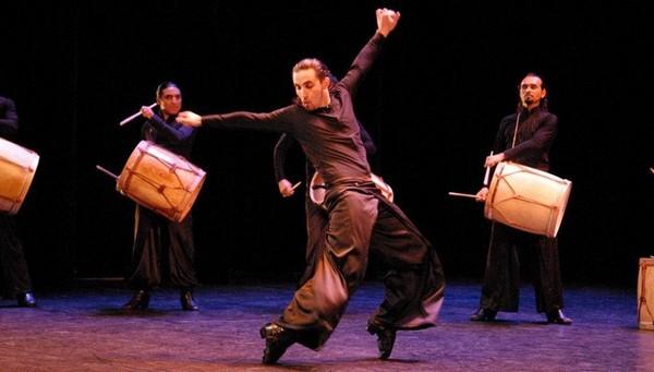 Маламбо - танец южноамериканских ковбоев