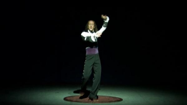 Фаррука: фламенко танцуют мужчины