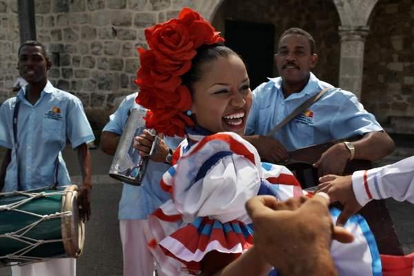 Доминиканский меренге