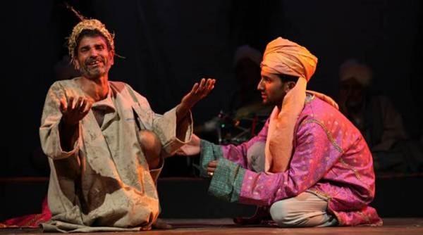Современный индийский театр