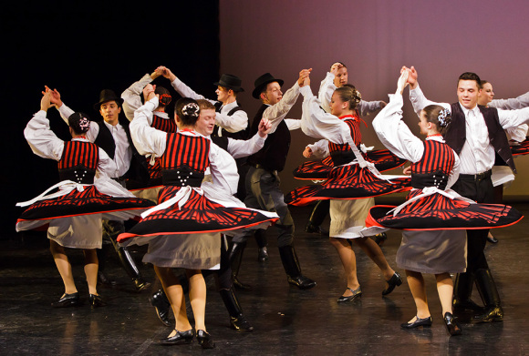 Венгерские народные танцы