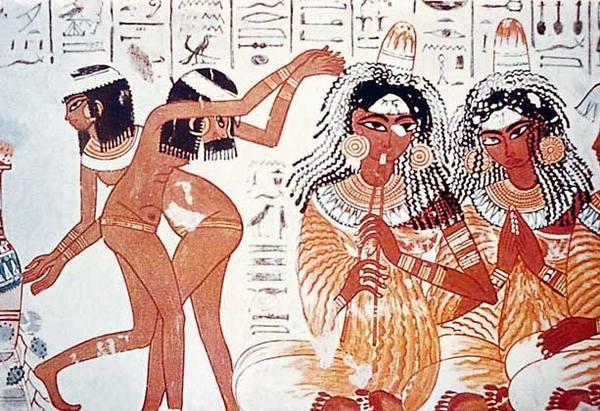 Танец с древними корнями