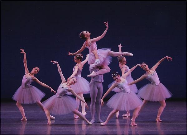 Балет Нью-Йорка
