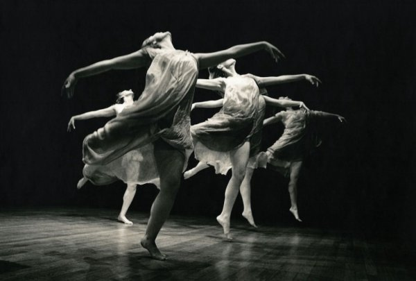 Экспрессионистский танец