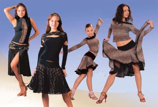 Одежда и всё, всё, всё для танцев