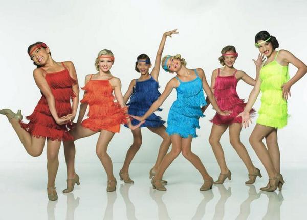 Одежда для танцев как составляющая успеха