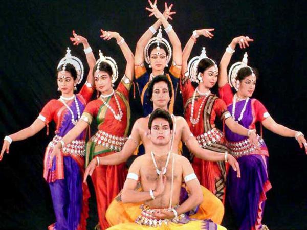 Индийские классические танцы