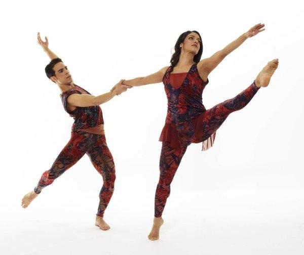 Занятия танцами - полезное удовольствие