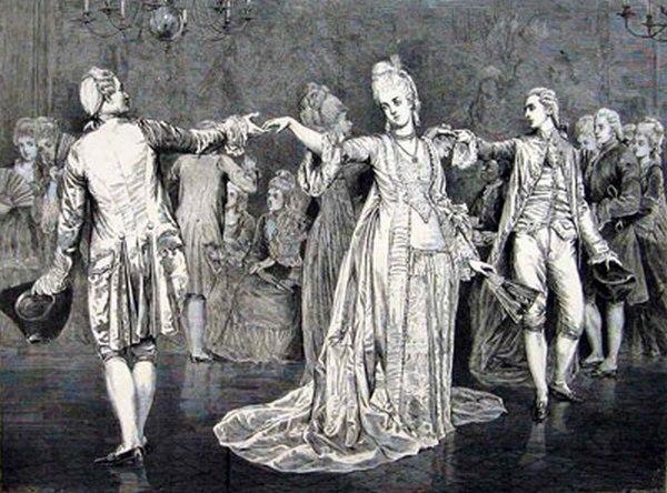 Павана: так танцевали при дворе