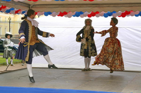 Исторический танец