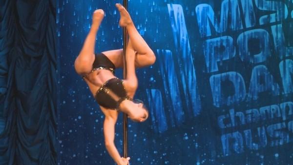 Танец на пилоне - искусство и вид спорта