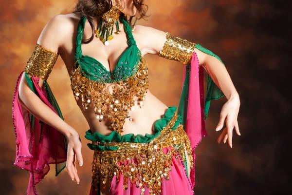 Танец живота: красиво, эротично, полезно для здоровья
