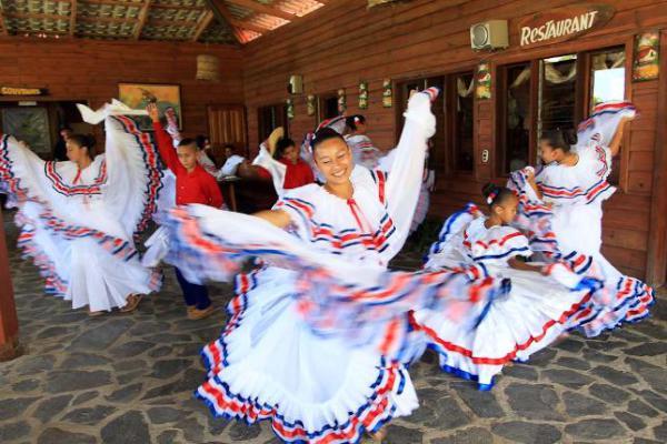 Танцы Коста-Рики