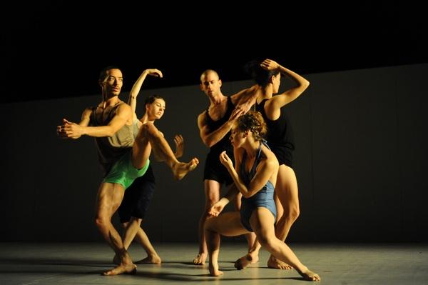 Современные танцы Израиля