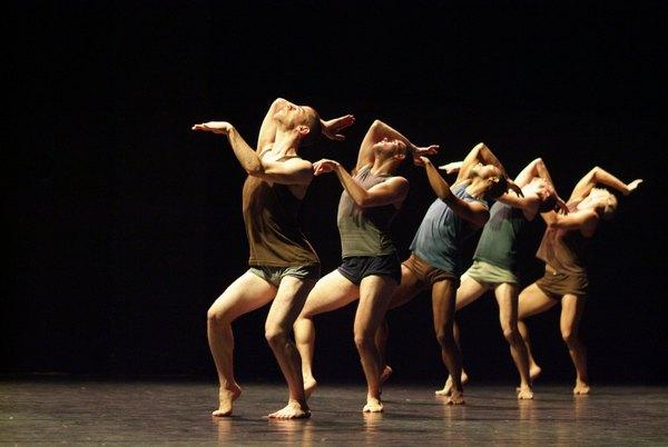Удивительные танцы Огада Нахарина