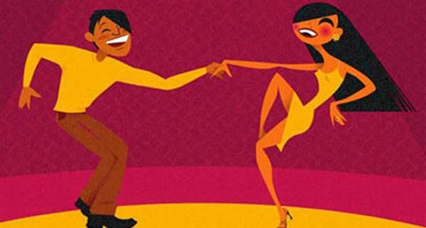 Сальса - танец конкурсов и вечеринок