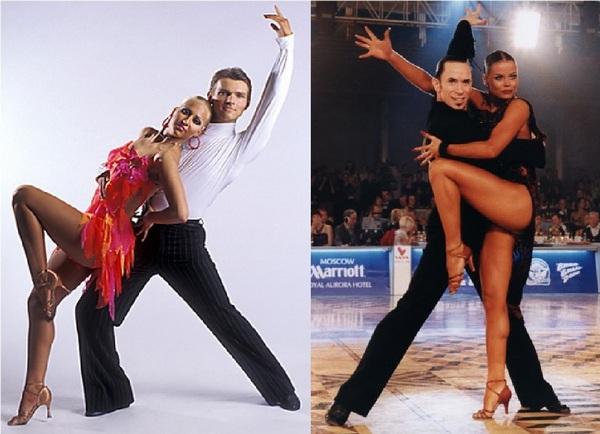 Самба - яркий танец латиноамериканской программы
